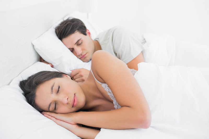 colchón para dormir parejas